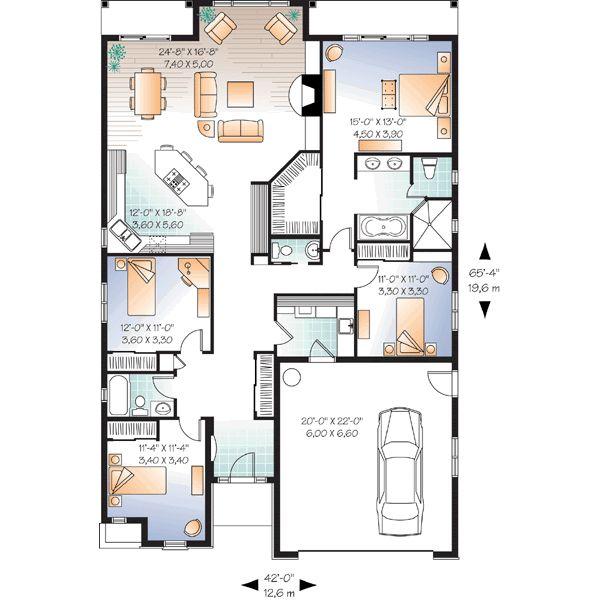 21 best project home floorplans images on pinterest for Monster house floor plans