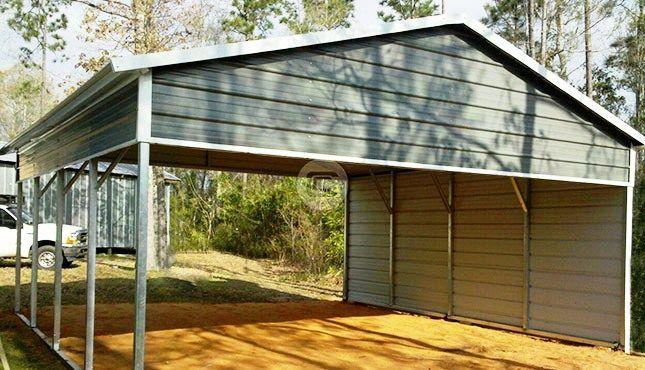 20 21 Carport Shed Floor Plans Carport Metal Carports
