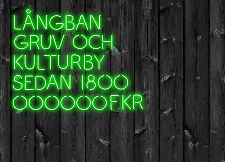 Långban/ Graphic Identity