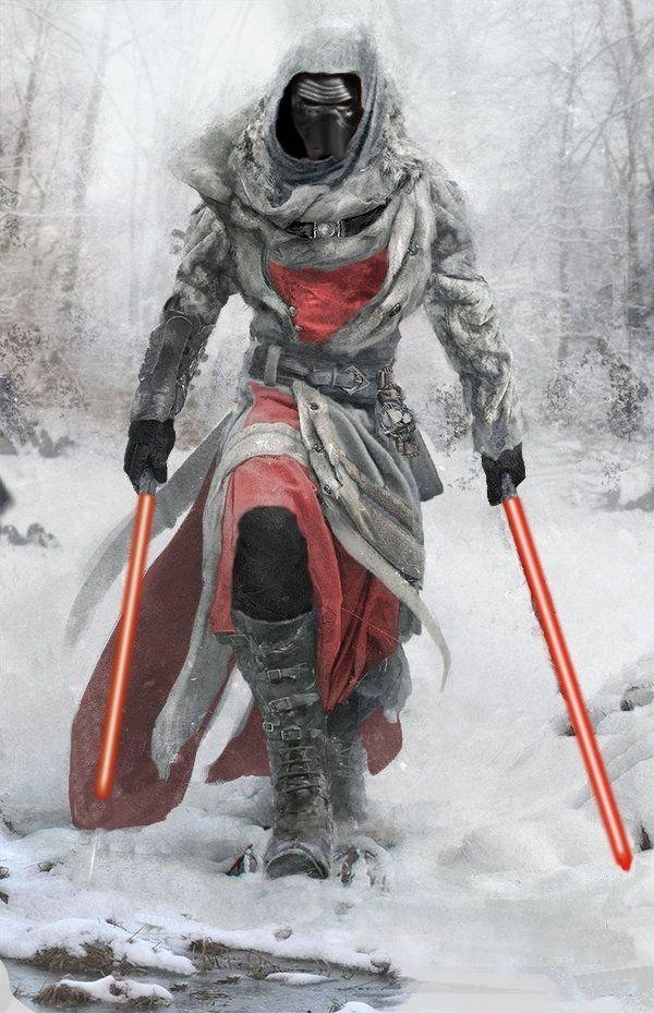 Knight of Ren rendition by Jeff Souder