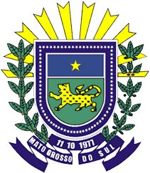 COA of Mato Grosso do Sul is one of the Central-Western states of Brazil. Neighboring Brazilian states are (from north clockwise) Mato Grosso, Goiás, Minas Gerais, São Paulo and Paraná. It also borders the countries of Paraguay, to the southwest, and Bolivia, to the west. The economy of the state is largely based on agriculture and cattle-raising. Crossed in the south by the Tropic of Capricorn, Mato Grosso do Sul generally has a warm, sometimes hot, and humid climate