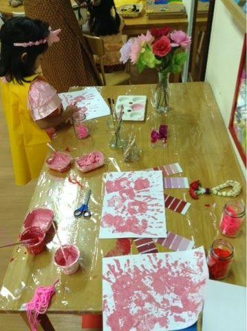 valentines art ks2