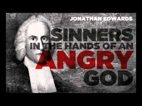 """edwards sermon sinners in the hands of an angry god essay Ap english 3 11 september 2013 rhetorical analysis: imagery in the sermon, """"sinners in the hands of an angry god,"""" jonathan edwards utilizes imagery as one of."""