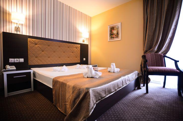 Afrodita Resort & Spa// Accommodation