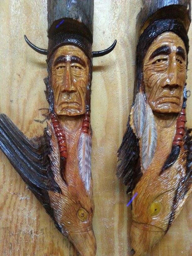 Images about carving native americans on pinterest