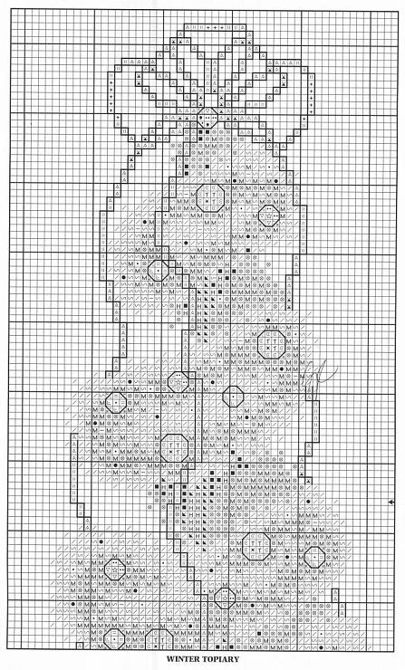 spiral x mas tree 3