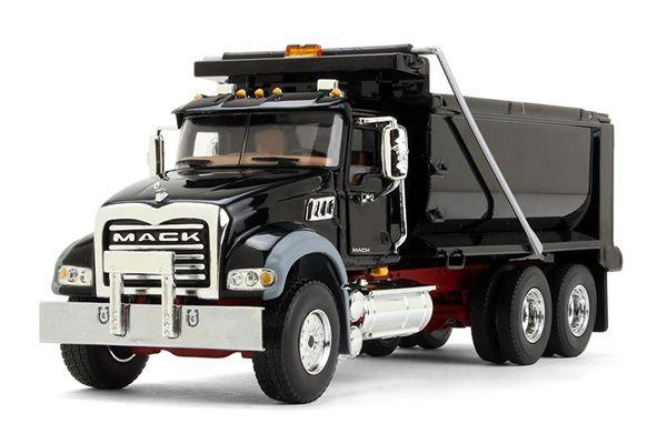 Mack Garbage Truck Toy