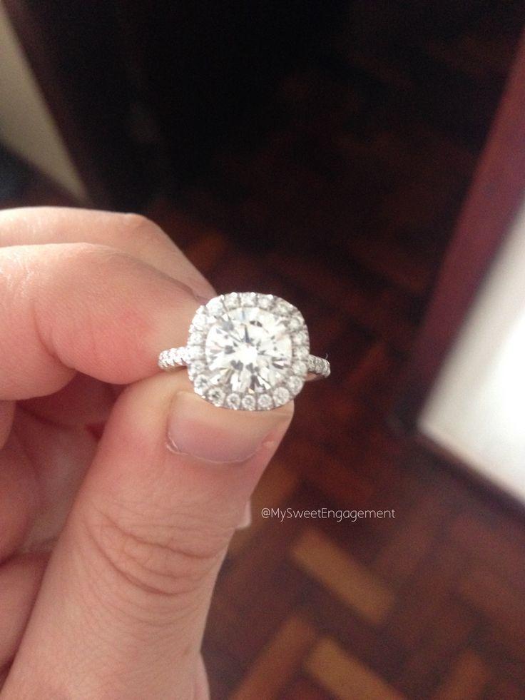 361 best Engagement Rings images on Pinterest