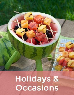 Holidays & Occasions Watermelon carvings