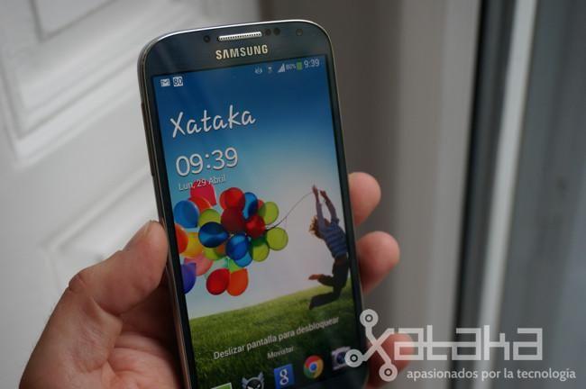 Samsung lanzará una versión con LTE-Advanced del Galaxy S4 http://www.xatakandroid.com/p/94368