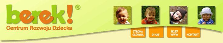 Berek.pl. Strona zawierająca zabawy i zajęcia dla dzieci, które wspierają wszechstronnie rozwój najmłodszych. Zabawy są zróżnicowane pod względem merytorycznym, pozwalają rozwijać różnorodne umiejętności dziecka w zależności od wieku i stopnia rozwoju - społecznego, fizycznego i psychicznego.