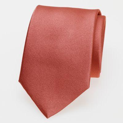 Cravate corail