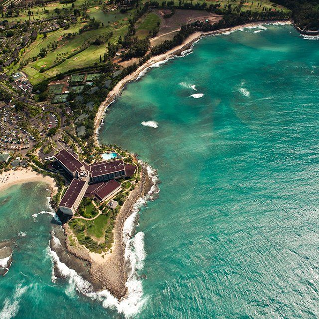 Turtle Bay Resort @ Hawaii