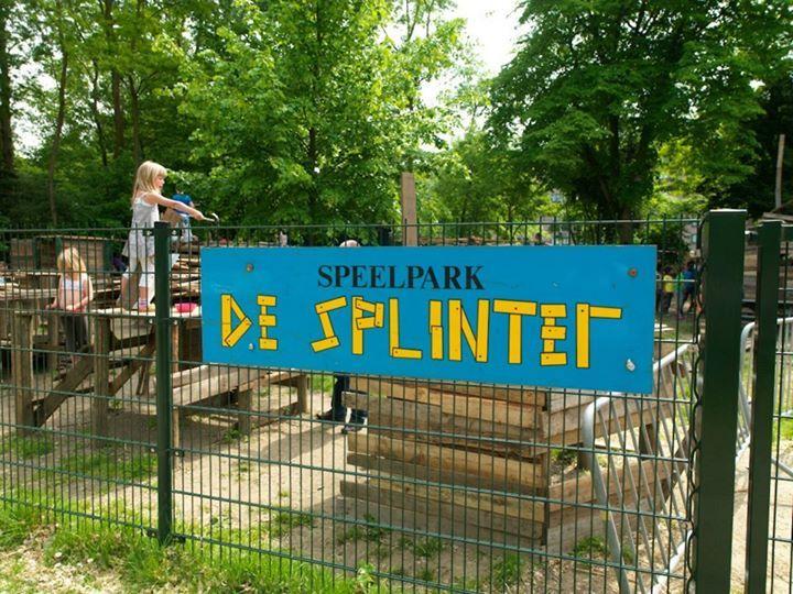 Speelpark de Splinter in Eindhoven