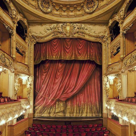 parisian theater