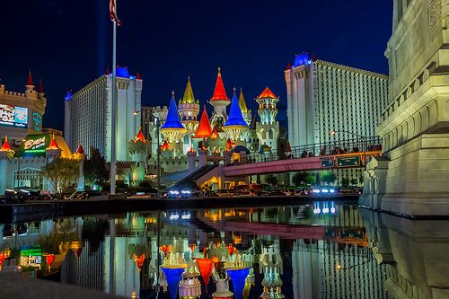 Excalibur in Las Vegas | We just returned from our trip to L… | Flickr