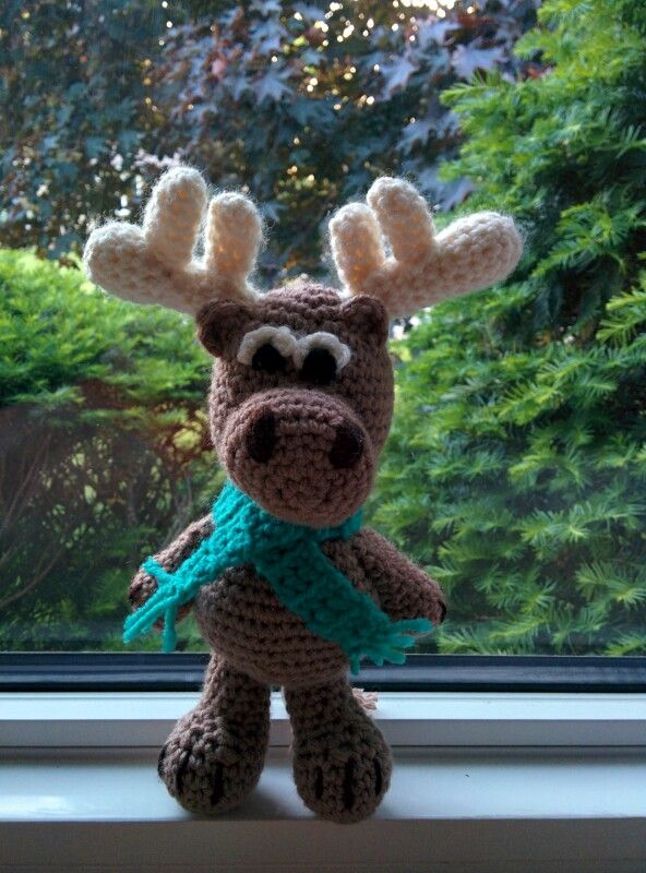 Mr Moose, Crochet