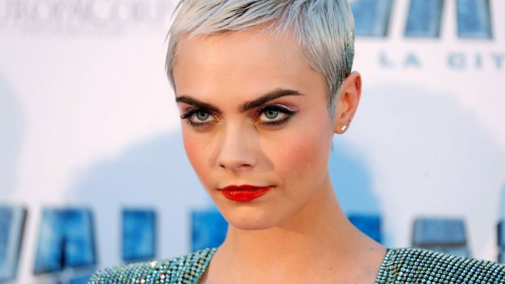 FOX NEWS: 25-year-old Cara Delevingne named face of Dior's new anti-aging line and people are not happy