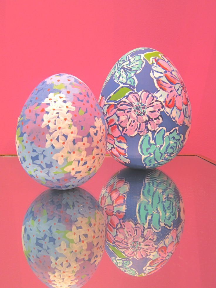 Lilly Pulitzer Easter Eggs- these are adorable!!Preppy Parties, Holiday, Lilly Easter, Lilly Pulitzer, Easter Eggs, Painting Eggs, Pulitzer Easter, Pretty, Eggs Decor