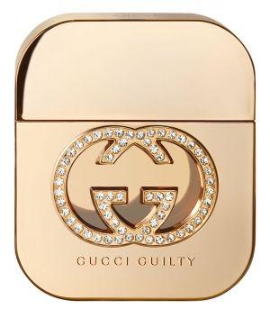 Gucci Guilty Diamond di Gucci è una fragranza del gruppo Orientale Floreale da donna. E' una nuova fragranza. Gucci Guilty Diamond è stato lanciato sul mercato nel 2014. La nota di testa è Pepe Rosa; le note di cuore sono Lillà e Cardamomo; le note di base sono Ambra e Patchouli.