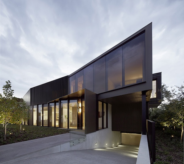 Shrouded House - Toorak, Melbourne | Interesting Pictures