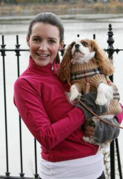 Charlotte and Elizabeth Taylor    one of the most famous cavaliers