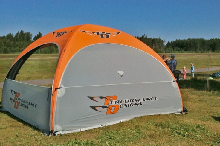 Performance Designs | X-GLOO 4x4 with Side Wall and Half Wall