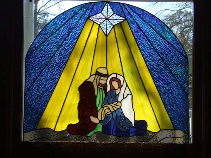 17 Best Images About Stained Glass Madonnas On Pinterest