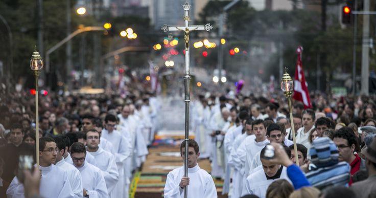 Entenda por que, mesmo não sendo um feriado nacional, a solenidade de Corpus Christi é adotada como dia de descanso em quase todo o país