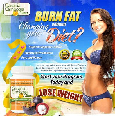 "The supplement is extracted from the rind of the Garcinia Cambogia fruit (a small pumpkin shaped fruit sometimes called a tamarind) and has been around for a long time which makes experts feel ""comfortable about the safety."" Doctors say their studies showed an increase in weight loss 2 to 3 times more than those not taking any Garcinia Cambogia Extract, which resulted in up to 10 pounds or more per month without change to diet or exercise."