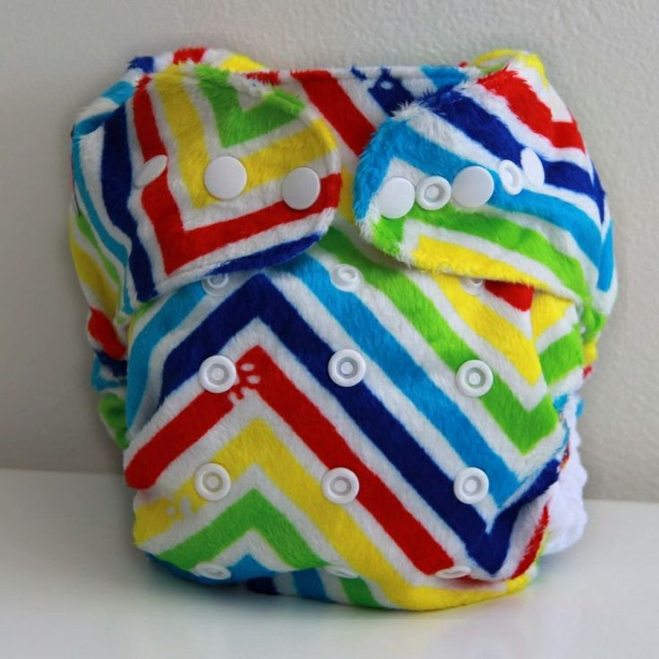 New modern cloth nappy print at Baby Bare