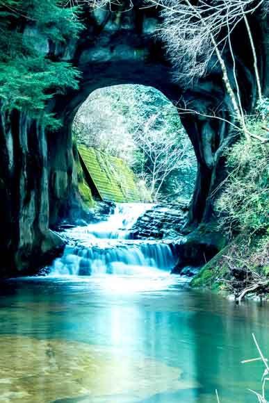 濃溝の滝(千葉)
