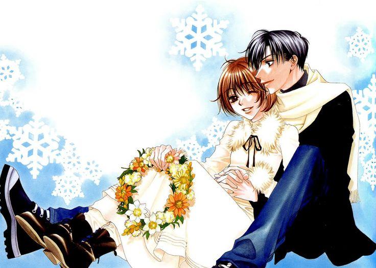 hana kimi manga  mizuki and sano