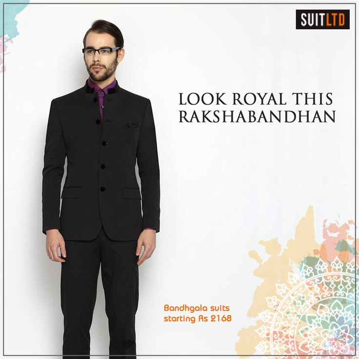 Look your dapper best in our Bandhgala this festive season. Visit http://www.suitlimited.com/collections/mens-bandhgala-suits