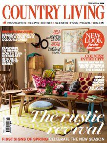 Country Living UK - February 2014 The rustic revival