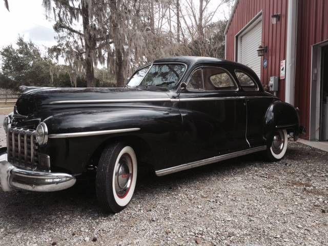 1947 dodge custom 2 door sedan dodge pinterest cars sedans and cars for sale. Black Bedroom Furniture Sets. Home Design Ideas