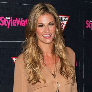 Erin Andrews hair color