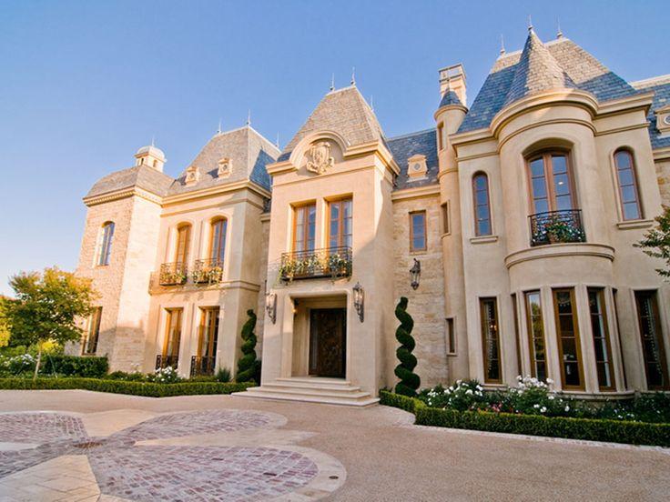 Address: 40 Beverly Park Circle, Beverly Hills, California, United ...