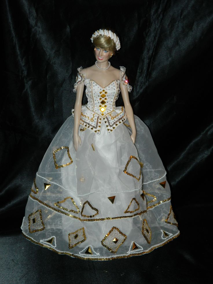 363 best princess diana dolls plates music boxes images for Princess diana jewelry box