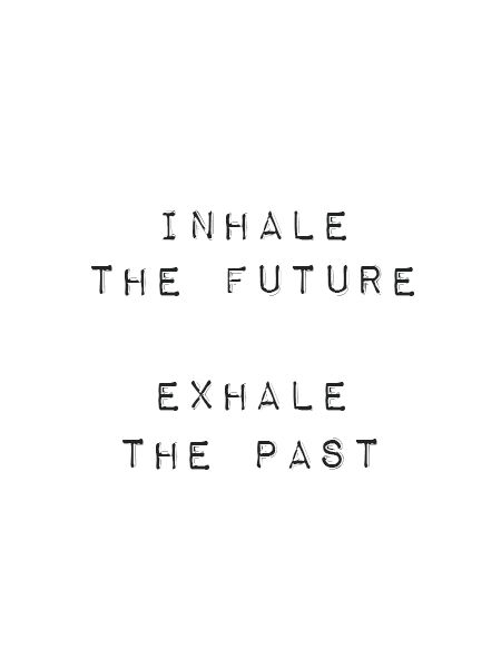 Eliminate those from your past that don't deserve to be in your future!