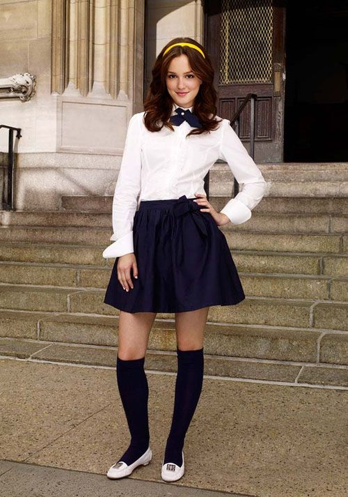 Private school uniforms for girls have faced