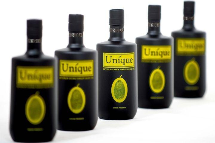 Unique branding by UniqueGreekProducts » Retail Design Blog