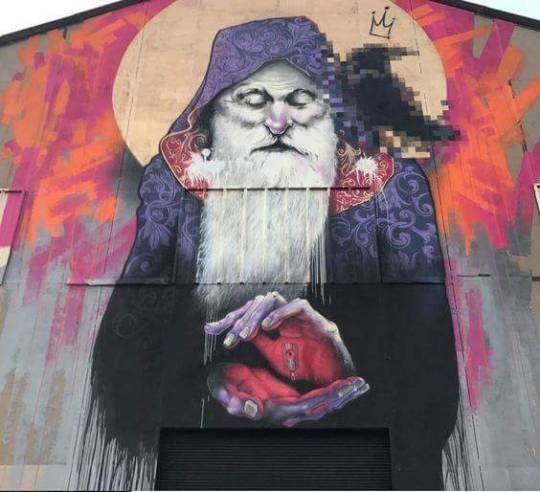 Artist: Xidesign  Location: Saint-Etienne -du-Gres
