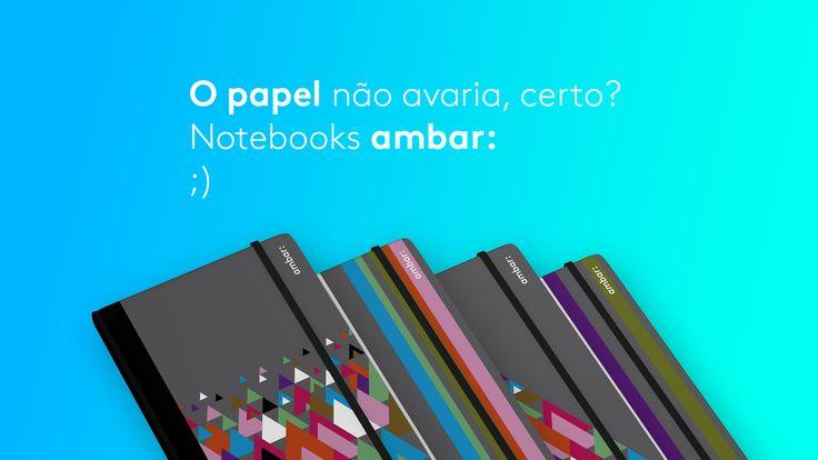 Agendas e Notebooks!