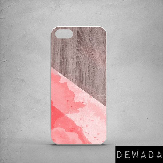 iPhone 6s Case Geometric iPhone 6s Case Wood Print by DeWadaSTORE