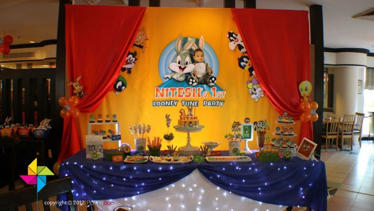 17 best images about looney tunes theme on pinterest for Baby looney tune decoration