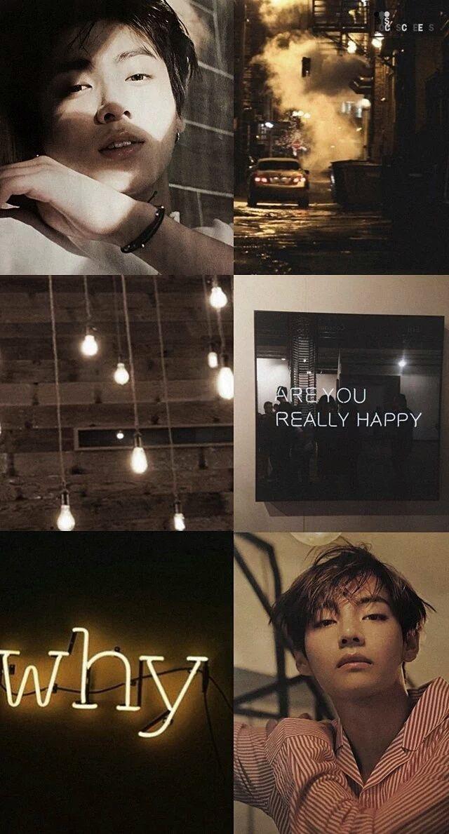 BTS / Jungkook / Taehyung / Wallpaper