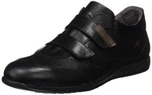 Oferta: 94.9€. Comprar Ofertas de Fluchos-retail ES Spain 8486, Zapatos con Velcro Hombre, Negro (Memory Surf Black Grafito), 44 EU barato. ¡Mira las ofertas!