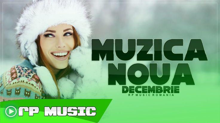 Muzica Noua Romaneasca Decembrie 2015   Romanian Dance Music 2015 ( Club...