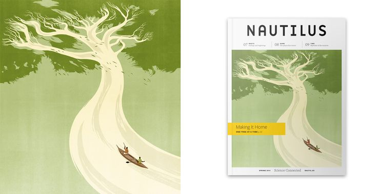 Alessandro Gottardo - Making it Home, One Tree at a Time